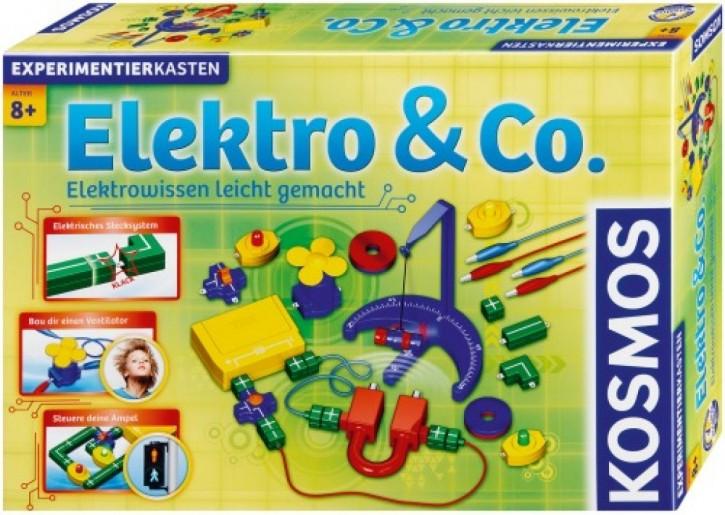 Experimentierkasten Elektro & Co