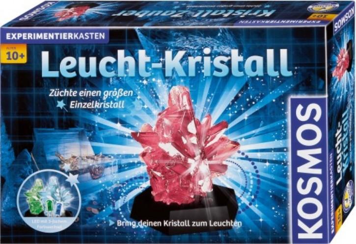 Experimentierkasten Leucht-Kristall