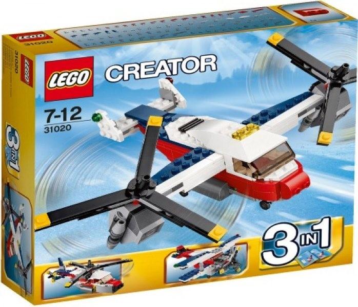 Lego Creator 31020 Flugzeug-Abenteuer