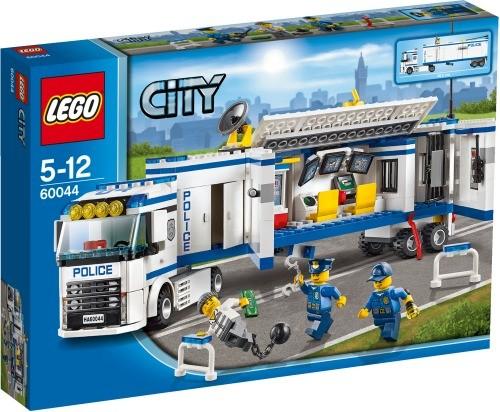 Lego City Polizei-Überwachungstruck 60044
