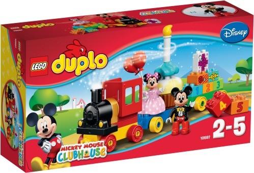 LEGO DUPLO Disney 10597 Geburtstagsparade