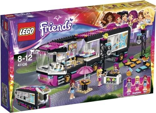 LEGO Friends 41106 Popstar Tourbus