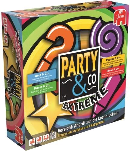 Party & Co Extreme Partyspiel