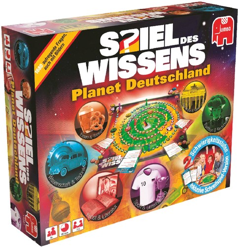 Spiel des Wissens Planet Deutschland