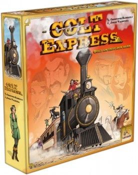 Colt Express Days of Wonder
