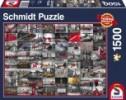 ab 1500 Teile Puzzle