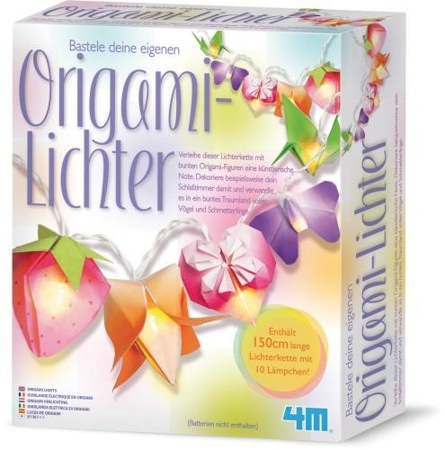 Origami Lichter Bastel-Set B-Ware OVP