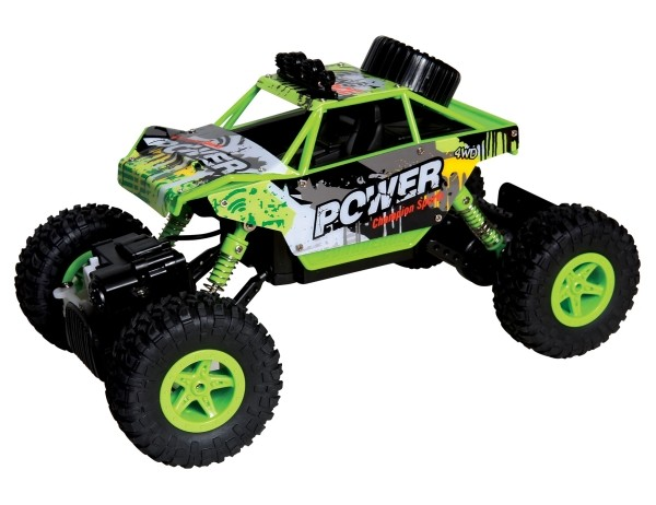 Racer RC Rock Crawler 2.4 GHz 5+j