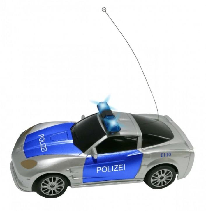Racer RC Polizeiwagen 2.4GHz 1:24 ab 5j