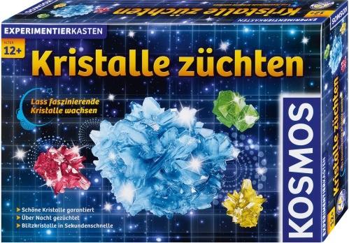Kosmos Experimentierkasten Kristalle züchten B-Ware OVP