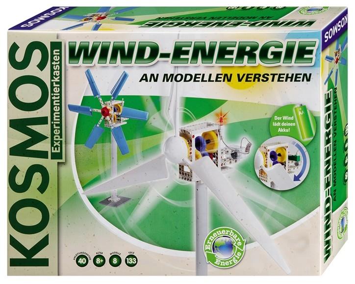 Kosmos Windenergie Experimentierkasten