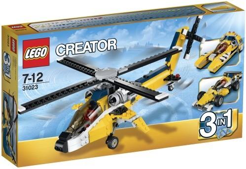 31023 LEGO® Creator Gelbe Flitzer B-Ware OVP
