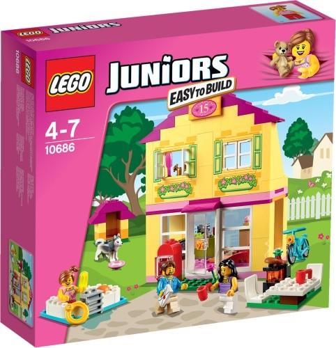 LEGO® Juniors 10686 Einfamilienhaus B-Ware OVP
