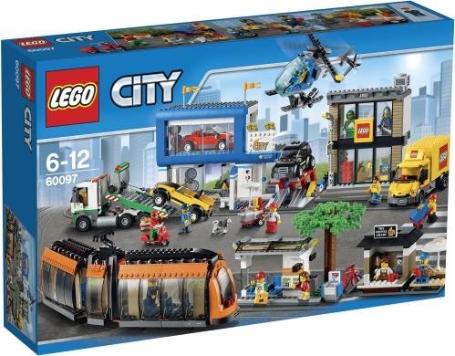 LEGO City Town 60097 Stadtzentrum