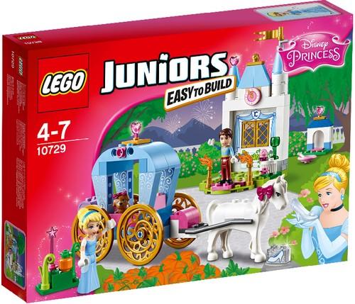 LEGO® Juniors 10729 Princess Cinderellas Märchenkutsche B-Ware OVP