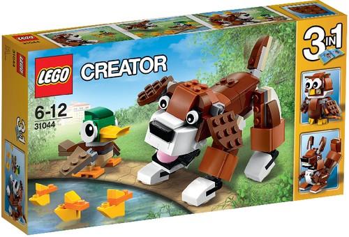 LEGO Creator 31044 Tiere im Park B-Ware ungeöffnete OVP