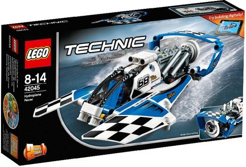 LEGO Technic 42045 Renngleitboot B-Ware OVP
