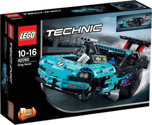 LEGO Technic 42050 Drag Racer B-Ware