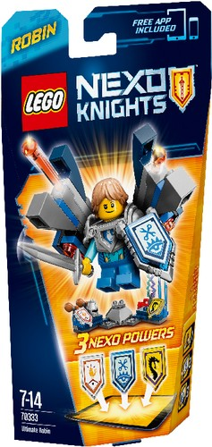 LEGO Nexo Knights 70333 ULTIMATIVER Robin