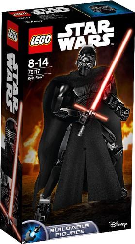 LEGO Star Wars 75117 Kylo Ren B-Ware OVP