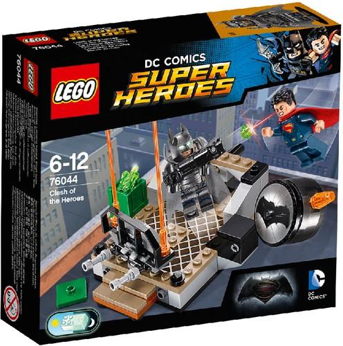 LEGO DC Universe Super Heroes 76044 Duell der Superhelden B-Ware