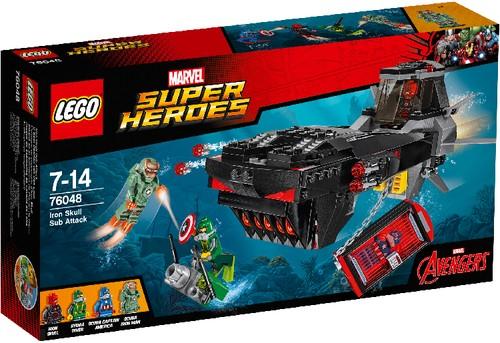 LEGO Marvel Super Heroes 76048 U-Boot Überfall von Iron Skull