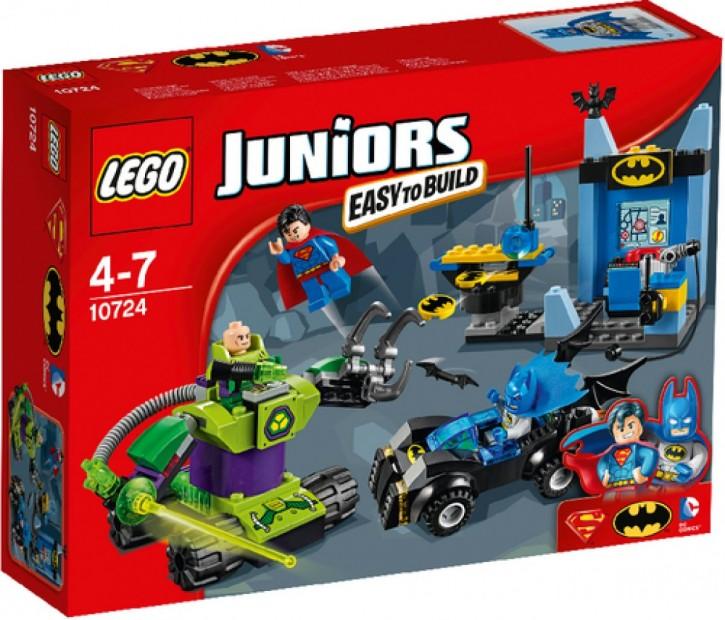 Lego® Juniors 10724 Batman & Superman gegen Lex Luthor