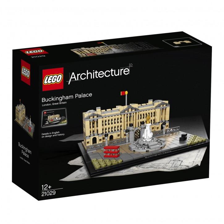 Lego  21029 Architecture Der Buckingham-Palast  B-Ware OVP