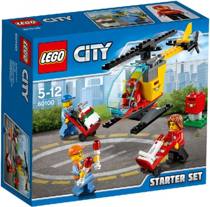 Lego City 60100 Flughafen Starter-Set B-Ware