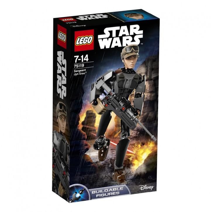 LEGO 75119 Star Wars Sergeant Jyn Erso