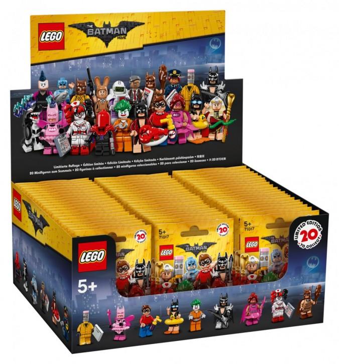 Lego 71017 Minifiguren Batman Movie Serie 20 Einzel-Polybag