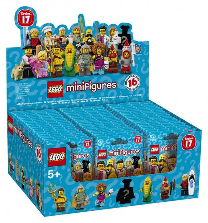 Lego 71018 Minifiguren Serie 17 Einzel-Polybag