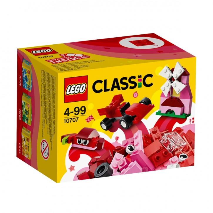 LEGO 10707 Classic Kreativ-Box Rot B-Ware OVP