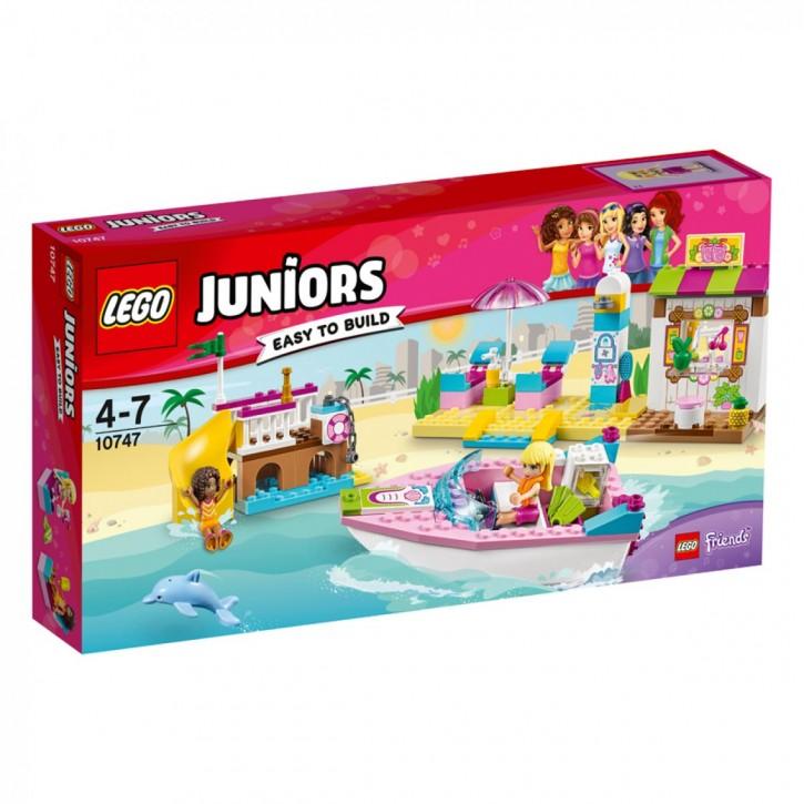 LEGO 10747Juniors Andrea & Stephanies Strandurlaub B-Ware OVP