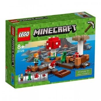 LEGO Minecraft Die Pilzinsel - Minecraft spielen de