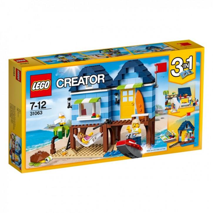 LEGO 31063 Creator Strandurlaub B-Ware OVP