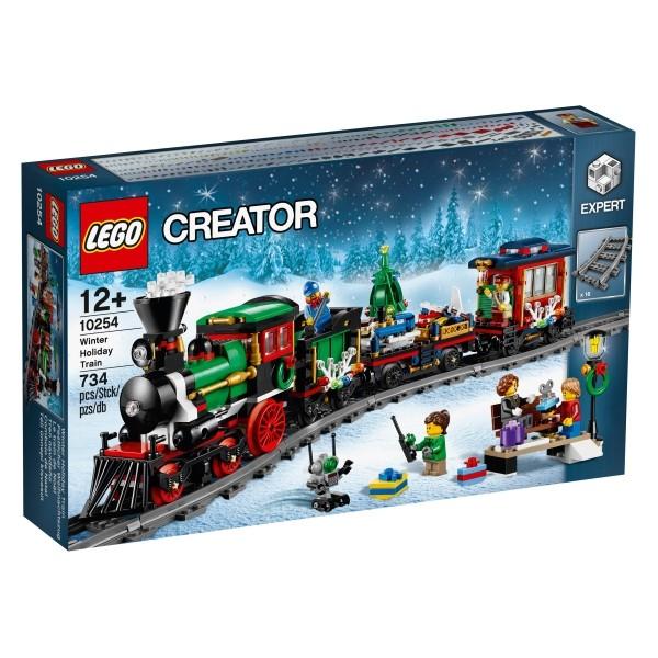 10254 LEGO® Creator Festlicher Weihnachtszug