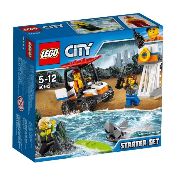 60163 LEGO® City Küstenwache-Starter-Set B-Ware OVP