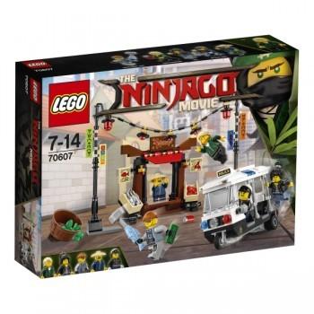 70607 LEGO® Ninjago Verfolgungsjagd in NINJAGO City