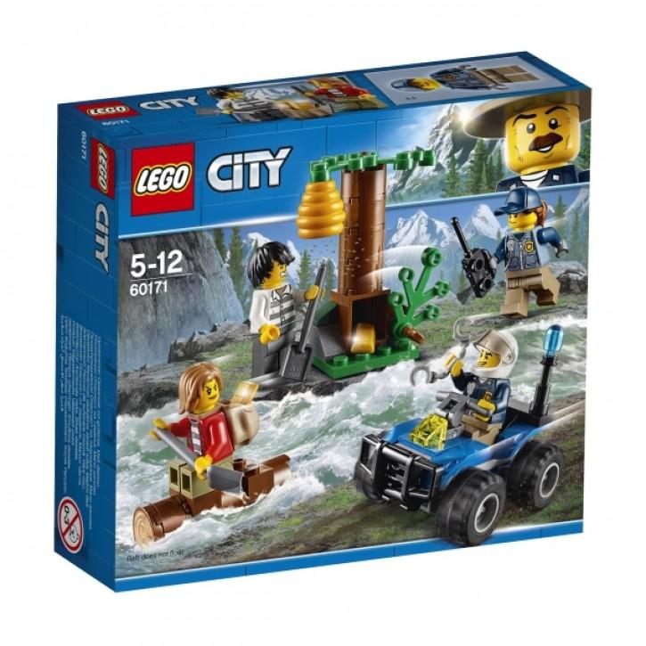 60171 LEGO® City Verfolgung durch die Berge B-Ware OVP
