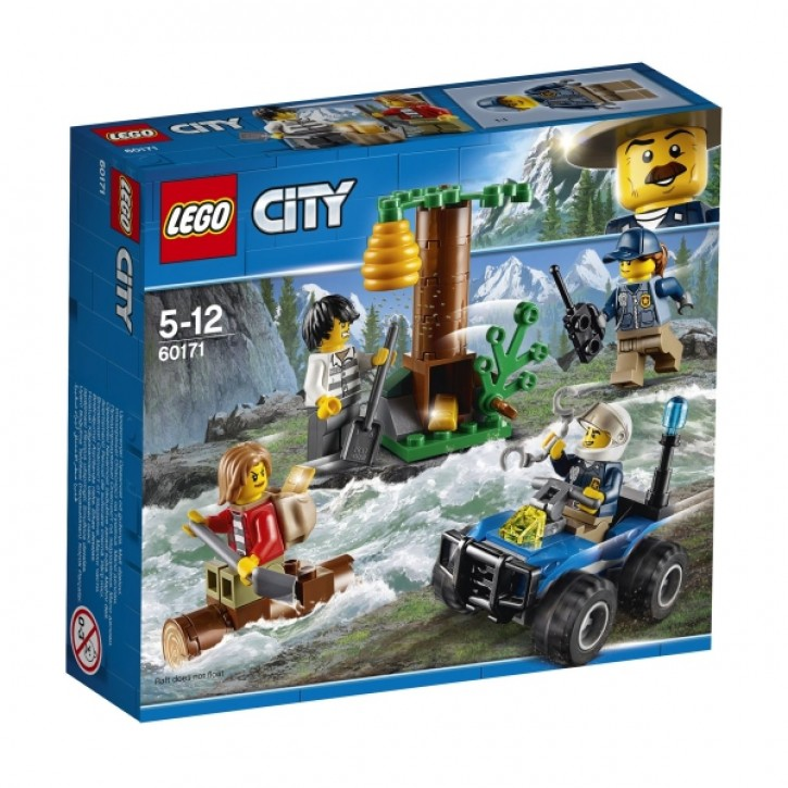 60171 LEGO® City Verfolgung durch die Berge