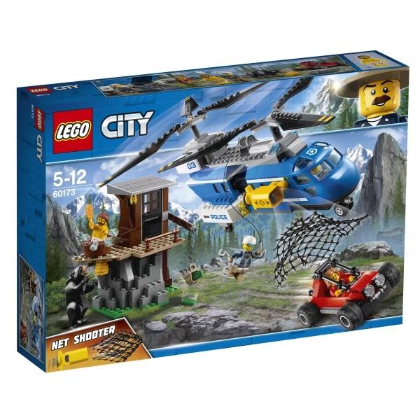 60173 LEGO® City Festnahme in den Bergen B-Ware OVP