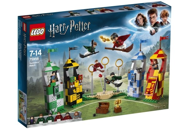 LEGO® 75956 Harry Potter Quidditch Turnier 500 Teile
