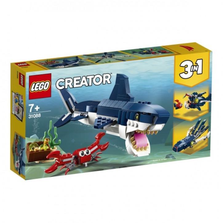 31088 LEGO® Creator Bewohner der Tiefsee B-Ware OVP