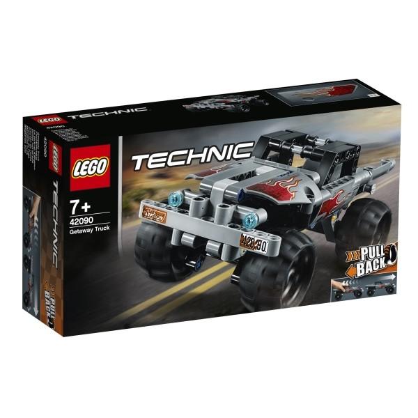 LEGO® Technic 42090 Fluchtfahrzeug pull-back