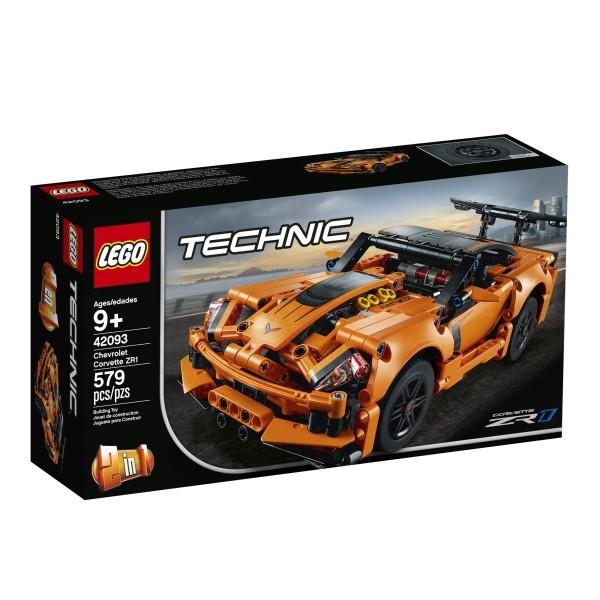 LEGO® Technic 42093 Corvette 2in1Set 579 Teile