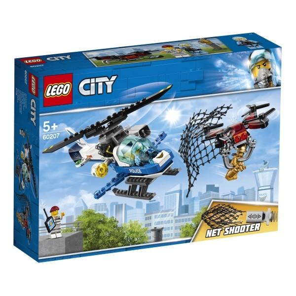 LEGO® City 60207 Polizei Drohnenjagd B-Ware OVP