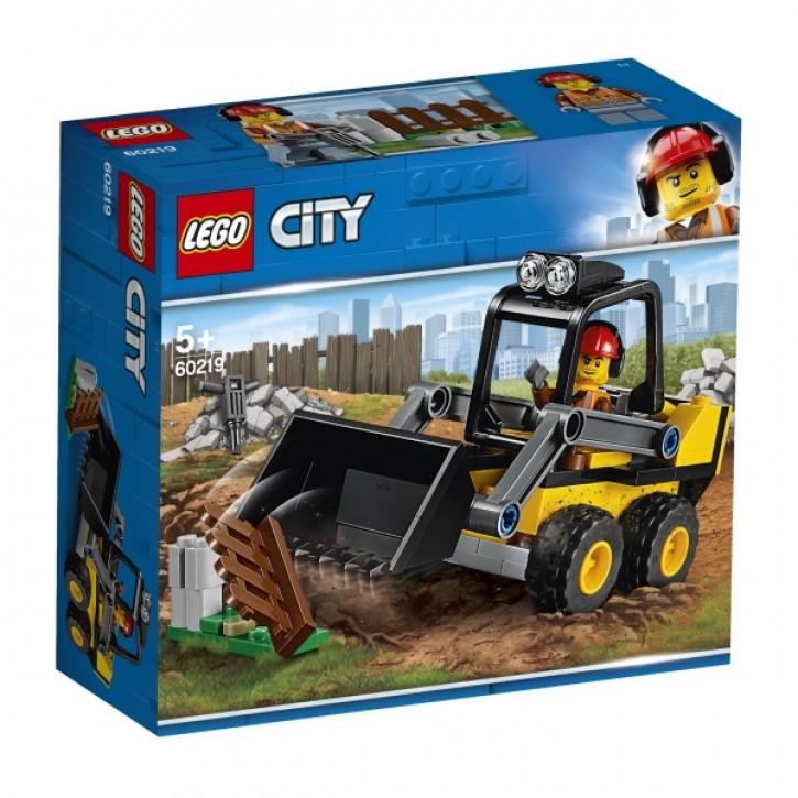 60219 LEGO® City Frontlader B-Ware OVP