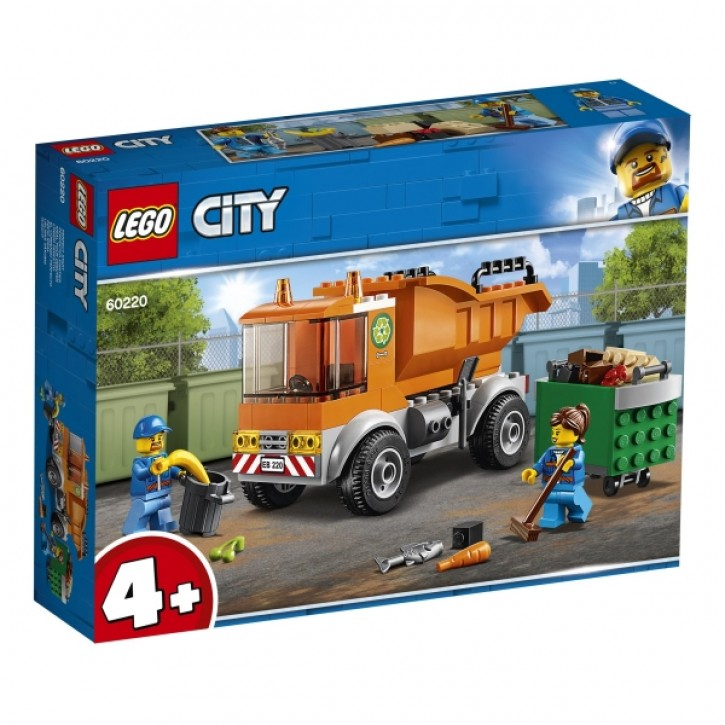 60220 LEGO® City Müllabfuhr 4+