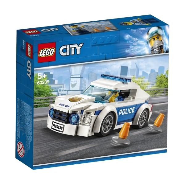 LEGO® City 60239 Polizei Streifenwagen B-Ware OVP